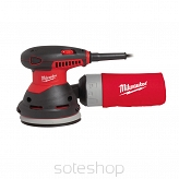 Milwaukee szlifierka mimośrodowa 125mm ROS125E